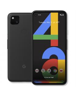 "google Pixel 4a G025N Just Black, 5.81 "", OLED, 1080 x 2340 pixels, Qualcomm Snapdragon 730, Internal RAM 6 GB, 128 GB, Single S"