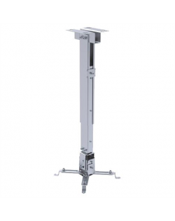 Sunne Projector Ceiling mount, PRO02S, Tilt, Swivel, Maximum weight (capacity) 20 kg, Silver