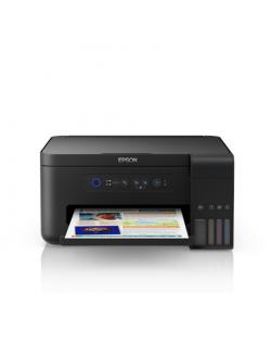 Epson Multifunctional printer L4150 Colour, Inkjet, Cartridge-free printing, A4, Wi-Fi, Black
