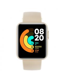 "Xiaomi Watch Mi 1.4"", Fitness tracker, GPS (satellite), TFT, Touchscreen, Heart rate monitor, Activity monitoring Yes, Waterproo"