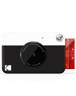 Kodak Printomatic Digital Instant Camera 5 MP, Black