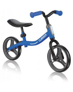 GLOBBER Balance Bike Go Bike, Blue, 610-100