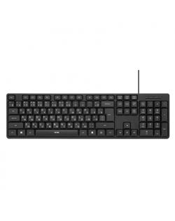 Acme KS06 Wired, Keyboard layout LT/EN/RU, USB, Black, No, Wireless connection No, Numeric keypad