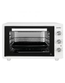 Simfer Midi Oven M4531.R02 36.6 L, Electric, Mechanical, White