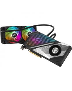 Asus ROG Strix LC AMD, 16 GB, Radeon RX 6900 XT, GDDR6, PCI Express 4.0, HDMI ports quantity 1, Memory clock speed 16000 MHz