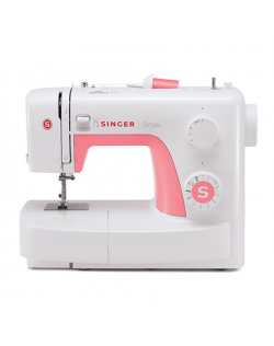 Sewing machine Singer SIMPLE 3210 White, Number of stitches 10, Number of buttonholes 1,