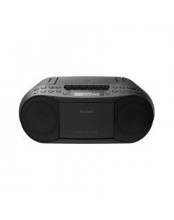 Sony Tape and CD Boombox with Radio CFDS70B