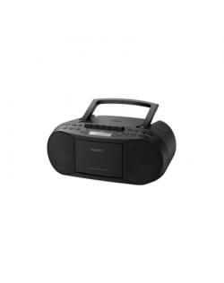 Panasonic Cordless KX-TGC220FXB Black, Built-in display, Speakerphone, Caller ID, Phonebook capacity 50 entries