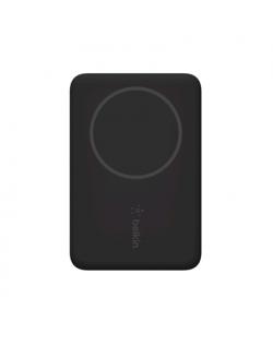 Belkin BOOST CHARGE Magnetic Wireless Power Bank 2500 mAh, Black
