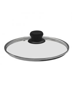 Stoneline 8120 Lid, Diameter 20 cm, Transparent