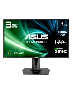 """Asus Gaming LCD VG278Q 27 """", TN, FHD, 1920 x 1080 pixels, 16:9, 1 ms, 400 cd/m², Black, 144Hz, Adaptive-Sync"""