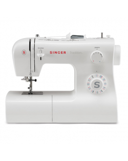 Singer Sewing Machine 2282 Tradition Number of stitches 32, Number of buttonholes 1, White