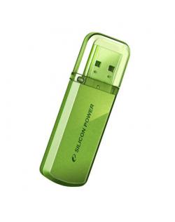 Silicon Power Helios 101 16 GB, USB 2.0, Green