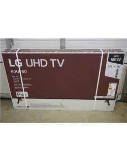 """SALE OUT. LG 60UP80003LA 60"""" (151 cm) 4K Ultra HD Smart TV LG 60UP80003LA 60"""" (151 cm), Smart TV, WebOS, 4K UHD, 3840 x 2160, Wi"""