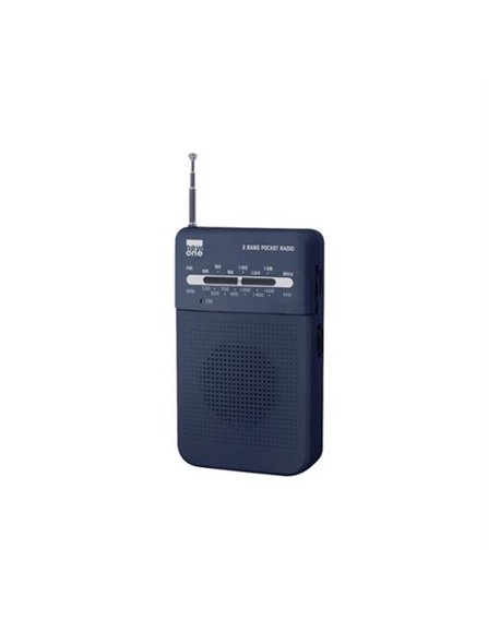 New-One Pocket radio R206 Blue
