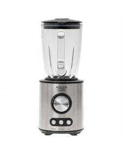 Adler Blender AD 4078 Tabletop, 1700 W, Jar material Glass, Jar capacity 1.5 L, Ice crushing, Stainless steel