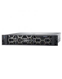 "Dell PowerEdge R540 Rack (2U), Intel Xeon, 1x Silver 4210R, 2.4 GHz, 13.5 MB, 20T, 10C, RDIMM DDR4, 2666 MHz, No RAM, No HDD, Up to 12 x 3.5"", Hot-swap hard drive bays, PERC H730P 2GB, Dual, Hot-plug, Redundant, Power supply 750 W, On-Board LOM 2x1Gb, iDRAC9 Enterprise, Sliding Rails, No OS, Warranty Basic Onsite 36 month(s)"