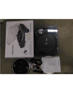 SALE OUT. Audio Technica AT-LP120-USBHCBK Direct-Drive Professional Turntable (USB & Analog) Audio Technica AT-LP120USBCBK USB p