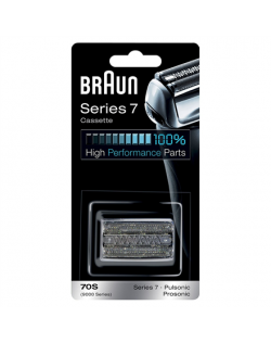Braun Multi Silver BLS Shaver cassette - Replacement Pack 70S Warranty 24 month(s)