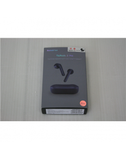 SALE OUT. TicPods 2 Pro Headphones, Wireless, Microphone, Navy TicWatch True Wireless Smart Earbuds TicPods 2 Pro Built-in micro