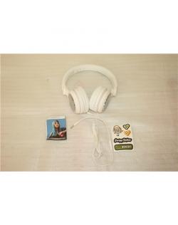 SALE OUT. Energy Sistem Headphones DJ2 White, with Mic Energy Sistem Headphones DJ2 (Foldable, Contol Talk, Detachable cable) 3.