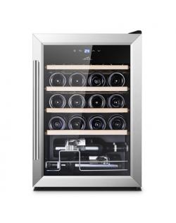 ETA Wine Cooler ETA953190010G Energy efficiency class G, Free standing, Bottles capacity 20, Black