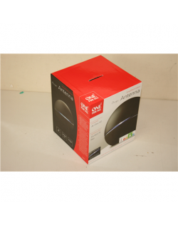SALE OUT. One For All Indoor HDTV DVB-T2 Ball-Antenna SV9494 ONE For ALL USED AS DEMO, Amplified Indoor Antenna
