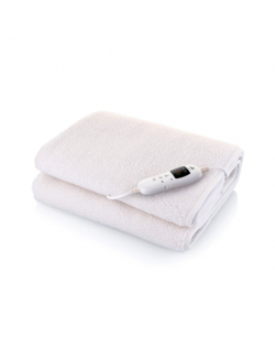 ETA Electric Heated Blanket 532590000 Number of heating levels 9, Number of persons 1, Washable, Remote control, Fleece & Polyes