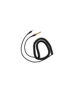 Beyerdynamic Straight Cable Professional Coiled Cable Black