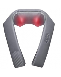 Naipo oCuddle-P1 Shoulder & Neck Massager oCuddle Plus Heat function, Grey