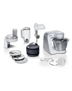 Bosch Kitchen machine MUM58920 1000 W, Number of speeds 7, Bowl capacity 3.9 L, White/Silver