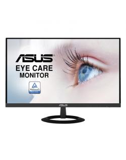 """Asus LCD VZ279HE 27 """", IPS, FHD, 1920 x 1080 pixels, 16:9, 5 ms, 250 cd/m², Black, IPS, Eye Care, HDMI, VGA"""