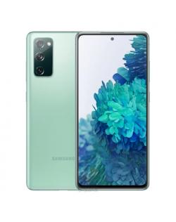 """Samsung Galaxy S20 FE Green, 6.5 """", Super AMOLED, 1080 x 2400, Exynos 990, Internal RAM 6 GB, 128 GB, microSDXC, Dual SIM, Nano-"""