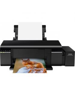 Epson L L805 Colour, Inkjet, Photo Printer, Wi-Fi, A4, Black