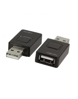 Logilink Express USB Charger USB A female, USB A male