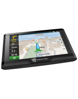 "Navitel Personal Navigation Device E500 MAGNETIC 5"" TFT touchscreen, Maps included, GPS (satellite)"