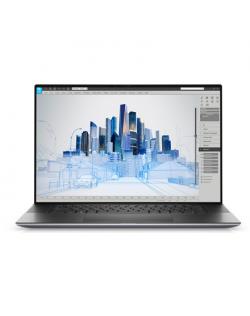 """Dell Mobile Precision 5760 Titan Gray, 17.0 """", WLED FHD+, 1920 x 1200, Anti Glare, Intel Core i9, i9-11950H, 32 GB, DDR4, SSD 10"""