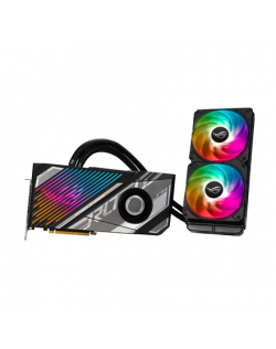 Asus ROG-STRIX-LC-RTX3080TI-O12G-GAMING NVIDIA, 12 GB, GeForce RTX 3080 Ti, GDDR6X, PCI Express 4.0, Cooling type AIO cooling, H