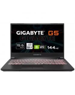 "Gigabyte G5 KC-5EE1130SH Black, 15.6 "", IPS, FHD, 1920 x 1080, Anti-glare, Intel Core i5, i5-10500H, 16 GB, DDR4, SSD 512 GB, NV"