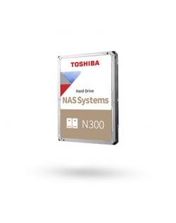 Toshiba Hard Drive N300 NAS 7200 RPM, 10000 GB, 256 MB