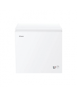 Candy Freezer CCHH 200 Energy efficiency class F, Chest, Free standing, Height 84.5 cm, Total net capacity 194 L, White