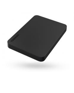 "Toshiba Canvio Basics HDTB405EK3AA 500 GB, 2.5 "", USB 3.0, Black"