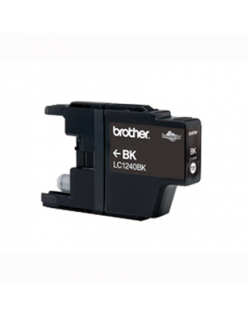 Brother LC1240BK Ink Cartridge, Black