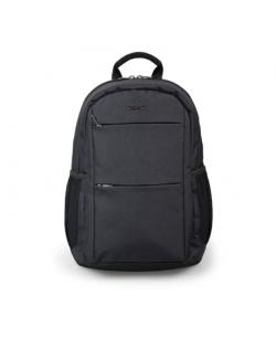 """Port Designs Sydney Fits up to size 15.6 """", Black, Shoulder strap, Backpack"""