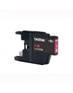 Brother LC1240M Ink Cartridge, Magenta