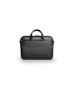 "PORT DESIGNS Zurich Fits up to size 13/14 "", Black, Shoulder strap, Messenger - Briefcase"