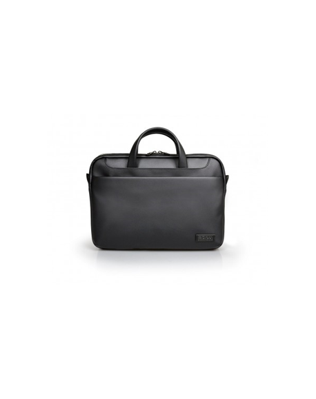 "PORT DESIGNS Zurich Fits up to size 13/14 "", Black, Shoulder strap, Messenger - Briefcase"