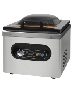 Caso Chamber Vacuum sealer VacuChef 77 Power 630 W, Stainless steel