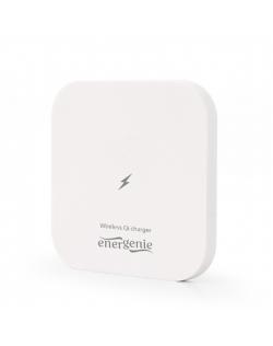 Energenie Wireless Qi charger, 5 W, square, White EnerGenie