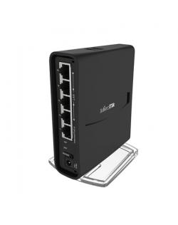 MikroTik Access Point hAP AC2 RBD52G-5HacD2HnD-TC 802.11ac, 10/100/1000 Mbit/s, Ethernet LAN (RJ-45) ports 5, Antenna type Inter